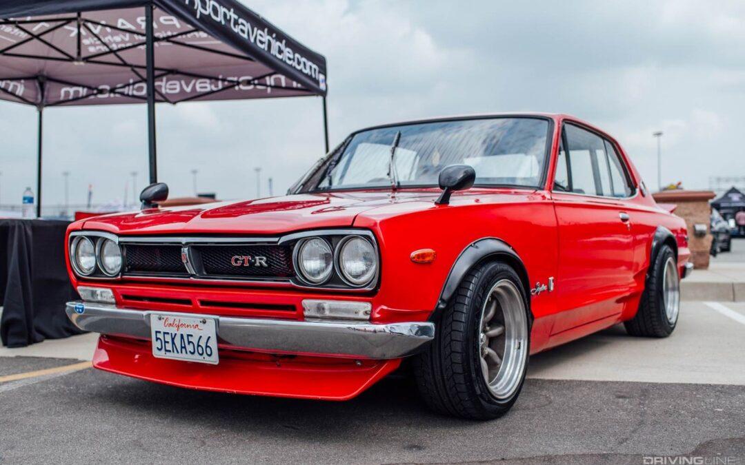 The History of Nissan Hakosuka